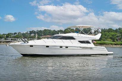 1999 60' Princess-Sport Cruiser Port Washington, NY, US