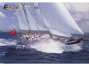 1991 Scorpio Marine SCORPIO 72