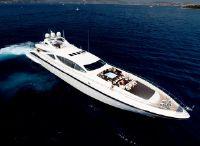 2009 Mangusta 165' Overmarine