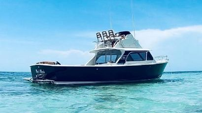 1963 31' Bertram-31 Moppie F B Palm Beach, FL, US