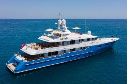 2002 163' Custom-Proteksan-Turquoise Tri Deck Motor Yacht West Palm Beach, FL, US