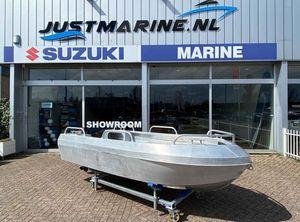 2021 Onverwoestbare, zelflozend Aluminium grachtenboot