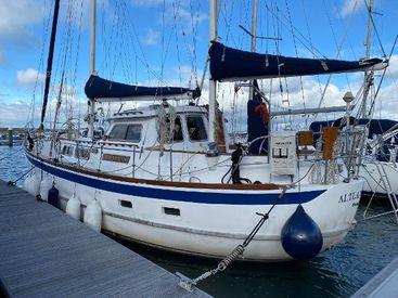 1981 43' Cheoy Lee-43 Motor Sailor Dun Laoghaire, IE