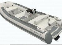 2021 Williams Jet Tenders Sportjet 435