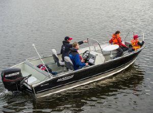 2021 Marine 530 family Aluminium gezinsboot - Direct leverbaar!