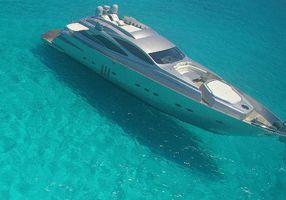 2007 90' Pershing-90 Miami Beach, FL, US