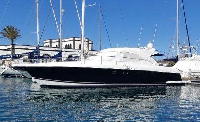 2008 55' Riviera-4700 Sport Yacht Santa Cruz de Tenerife, ES