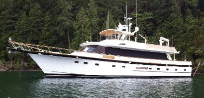 1989 78' DeFever-78 Motor Yacht Coronado, CA, US