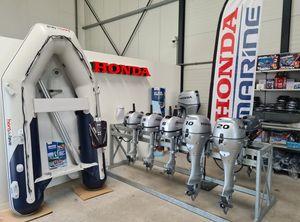 2020 Honda Honwave 2.70 & 3.00 rubberboot