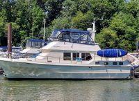 2002 Symbol 42' Sun Deck Trawler