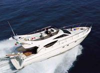 2003 Ferretti Yachts 460