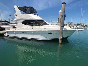 2004 39' 11'' Silverton-34 Convertible Miami, FL, US