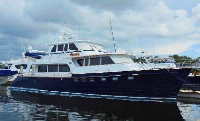 2008 72' Marlow-Explorer 72E CB Saint Petersburg, FL, US