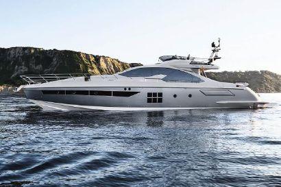 2020 78' 1'' Azimut-77S Cannes, 34, FR