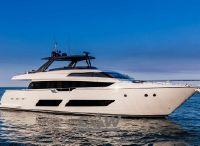 2016 Ferretti Yachts 850