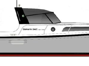 2021 Damarin 842 Cruiser (nieuw)