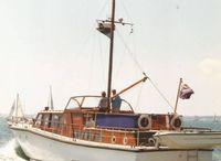 1967 Classic Beecham Searider 55