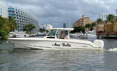 2019 38' Boston Whaler-Outrage 380 Fort Lauderdale, FL, US
