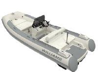2022 Williams Jet Tenders Sportjet 460