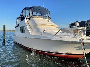 2000 39' Silverton-392 Motor Yacht Folly Beach, SC, US