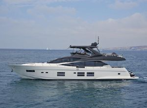 2014 Astondoa 80 GLX