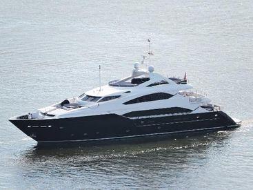 2012 131' Sunseeker-40 Metre Yacht Miami, FL, US