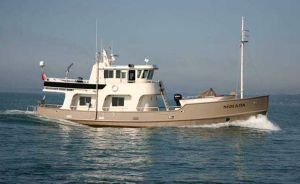2008 65' Trawler-Nadro Marine 65 Trawler Port Dover, ON, CA