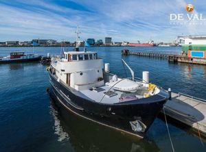 1964 Classic Dutch Steel Motor Yacht