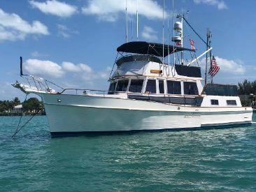 1989 46' Grand Banks-46 Motoryacht Punta Gorda, FL, US
