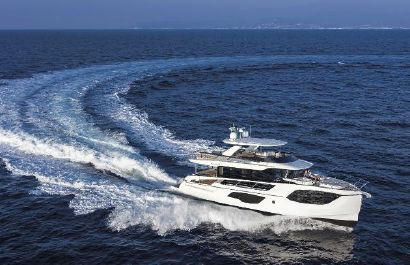 2022 64' 5'' Absolute-Navetta 64 In Production, IT