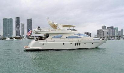 2001 80' Azimut-Motor Yacht North Palm Beach, FL, US