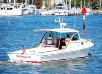 2020 Campbell Custom Yacht 31