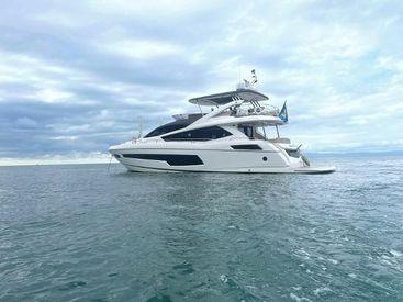 2017 75' Sunseeker-75 Yacht Puerto Vallarta, MX