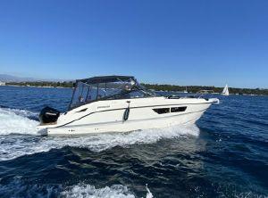 2022 Quicksilver 805 Cruiser met Mercury Verado 400 pk V6 - KOMT BINNEN!