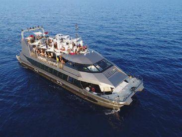 1992 119' 1'' Vittoria-Catamaran passenger ES
