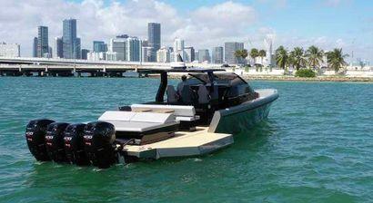 2019 48' 7'' Custom-Seanfinity T4 Miami Beach, FL, US