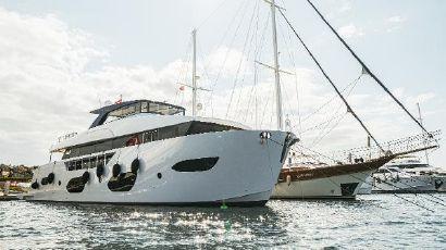 2020 87' 7'' Trawler-BORA Boat ONYX 87 Istanbul, TR