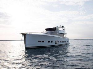 2017 Adler Yacht 76