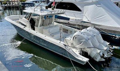 2021 41' Pursuit-S 378 Sport Palm Beach Gardens, FL, US