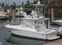 2008 Luhrs Open Express Fisherman