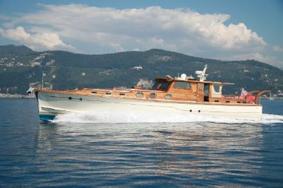 2003 62' Mostes-Lobsterboat Lavagna, IT
