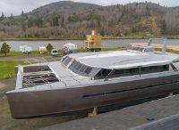 2021 Catamaran Bloomfield 86 Motorsailor