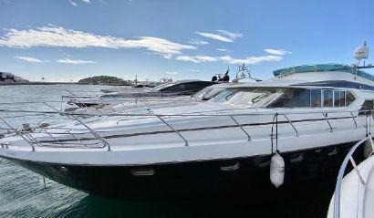 1993 65' 1'' Princess-Flybridge 65 Ibiza, ES