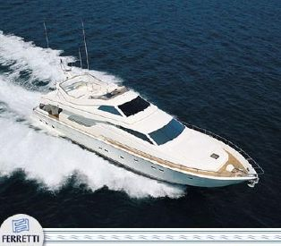 2002 78' 8'' Ferretti Yachts-80 RPH TR