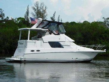 1997 37' Silverton-372 Aft Cabin Motor Yacht Merritt Island, FL, US