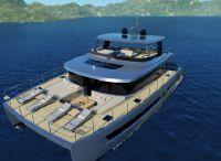 2021 Motor Yacht Power Catamaran 60