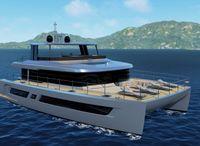 2021 Motor Yacht Power Catamaran 70