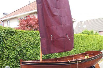 2014 Puffin Open zeilboot