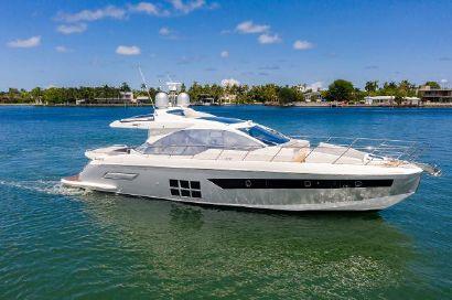2019 60' Azimut-S6 Miami, FL, US