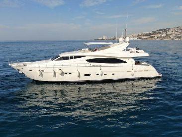 2004 88' 8'' Ferretti Yachts-880 Athens, GR